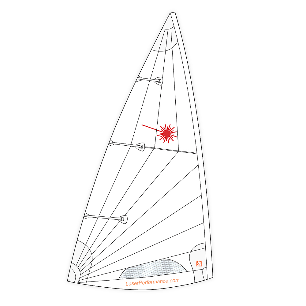 Laser Mk II Training Sail