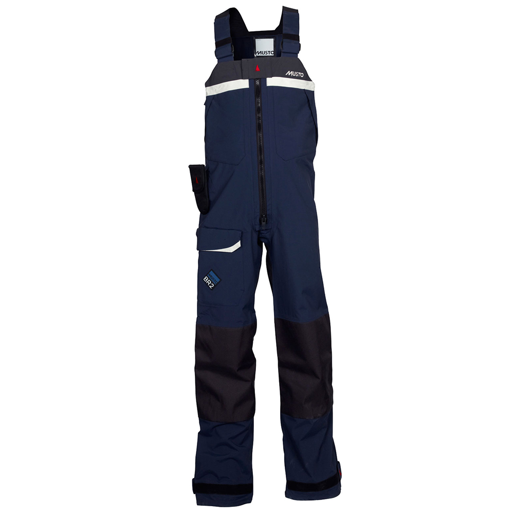 Musto BR2 Offshore Hi-Fit Trousers Navy