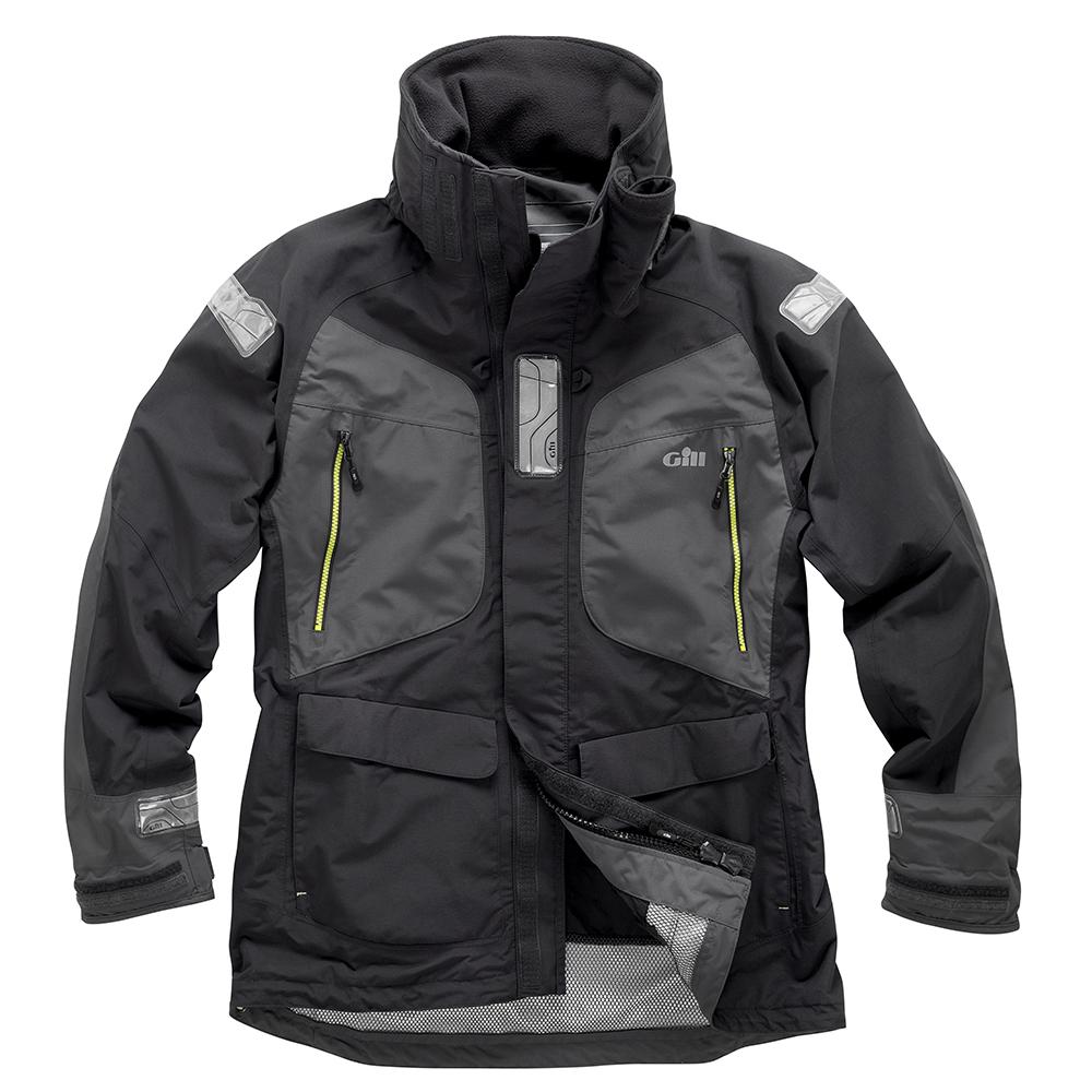 OS2 Jacket Graphite