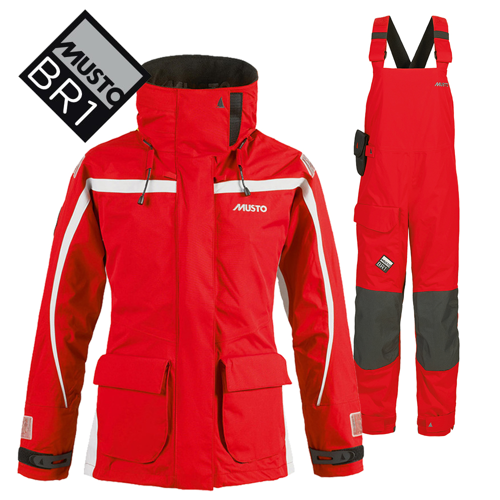 Musto BR1 Womens Channel Suit