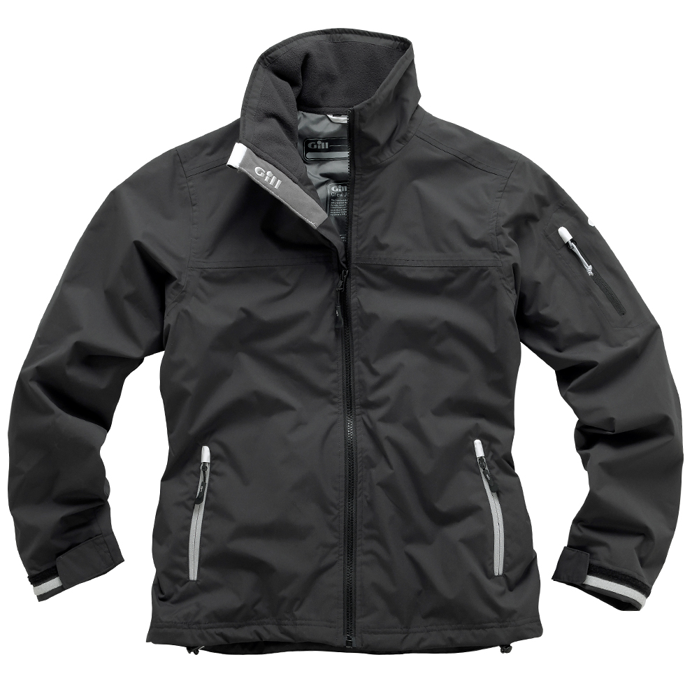 Women's Crew Jacket - Graphite