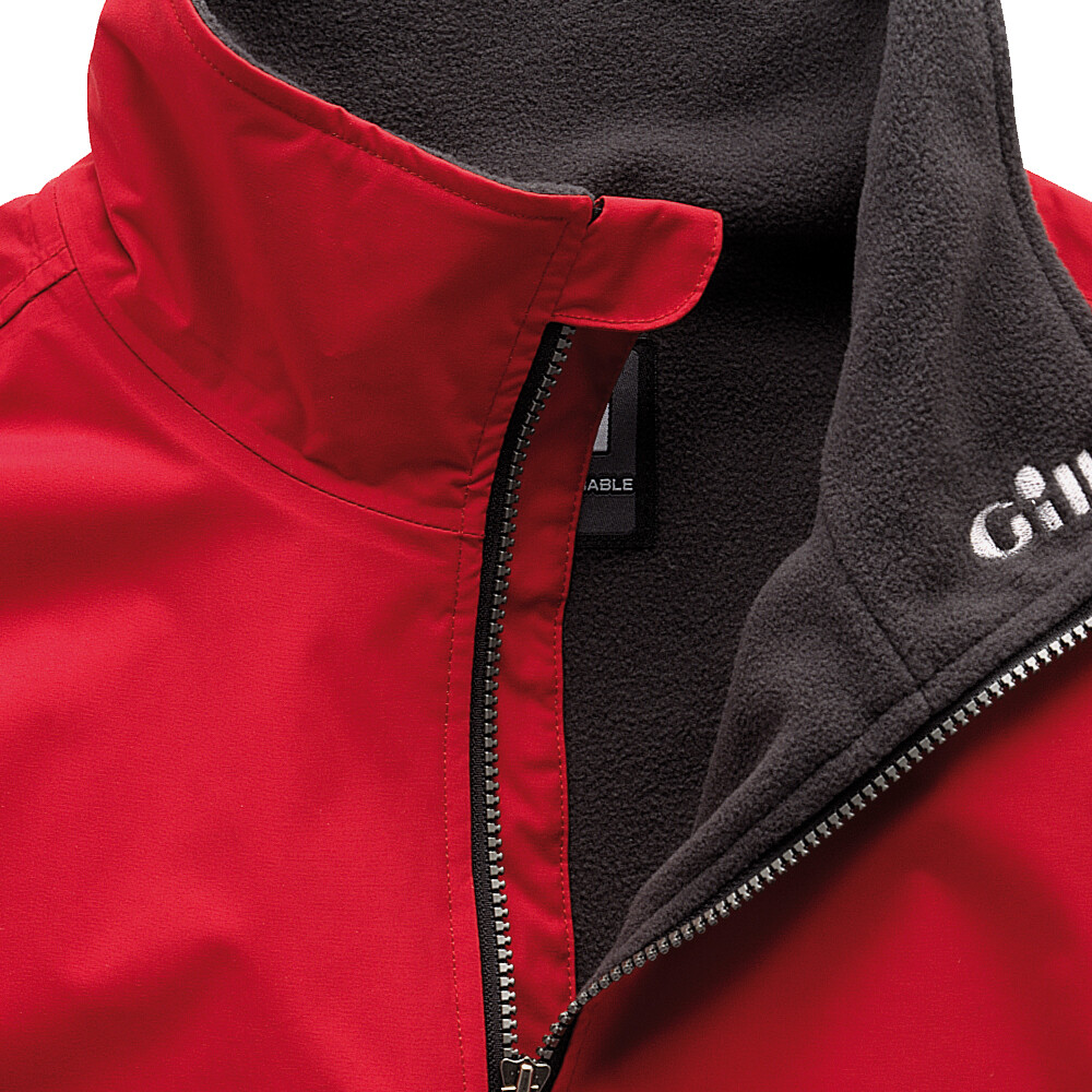 Crew Jacket - Red