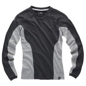 i2 Womens L/S T-shirt - Ash/Silver