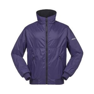 Snug Blouson Jacket Bluberry