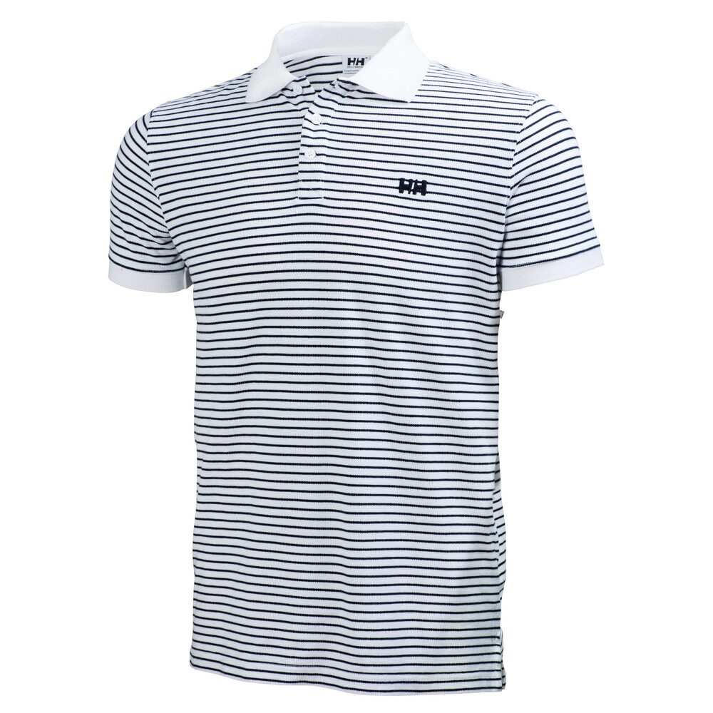 Transat Polo - Navy Stripe