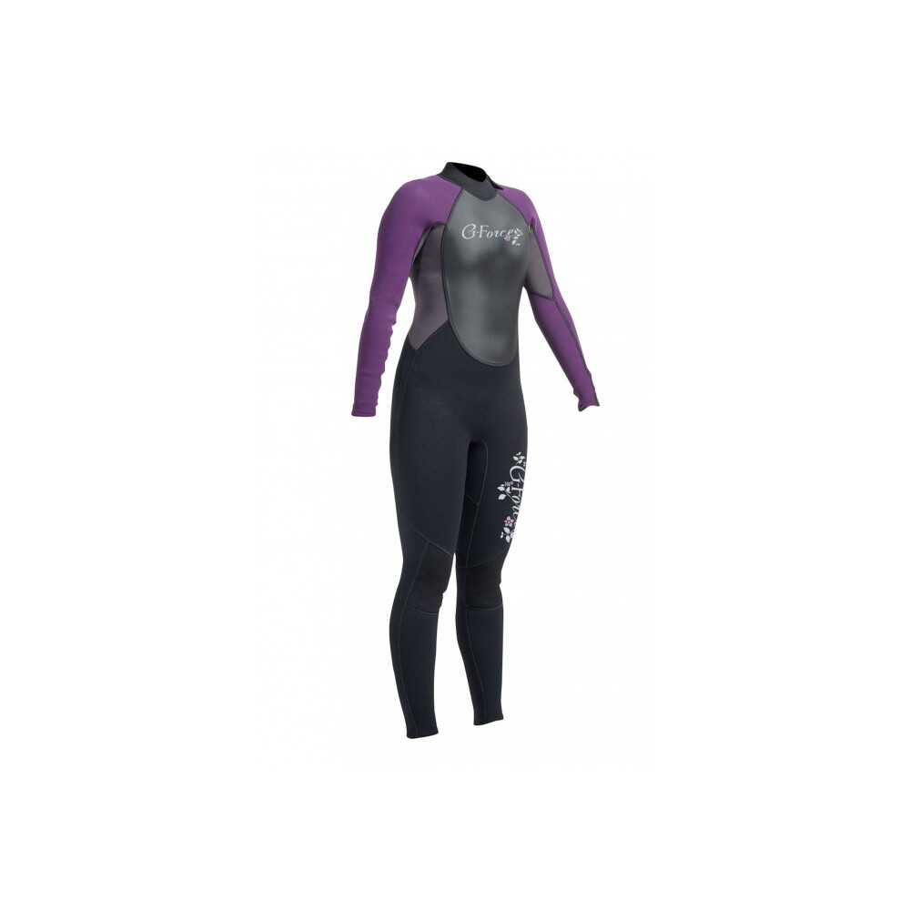 Ladies One Piece Wetsuit