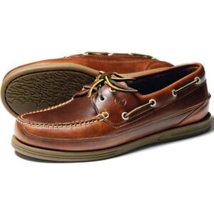 Fowey Wide Fit Deck Shoe