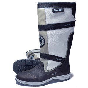Waterproof Leather Storm Boot - Carbon