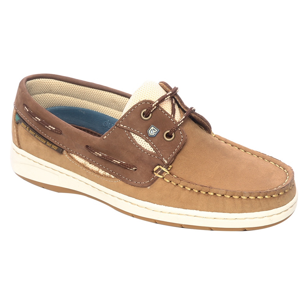 Crete Womens Boat Shoe