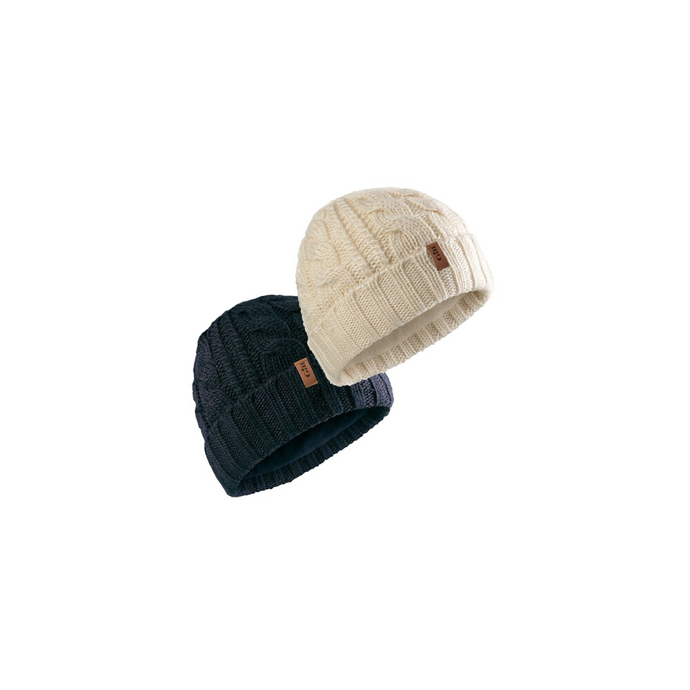 Gill Cable Knit Beanie Hat