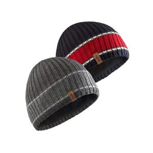 Band Stripe Beanie