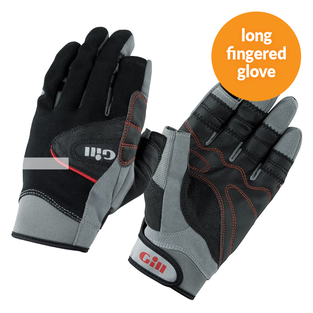 Championship  Sailing Gloves Long Fingered