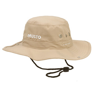 Fast Dry Brimmed Hat - Stone