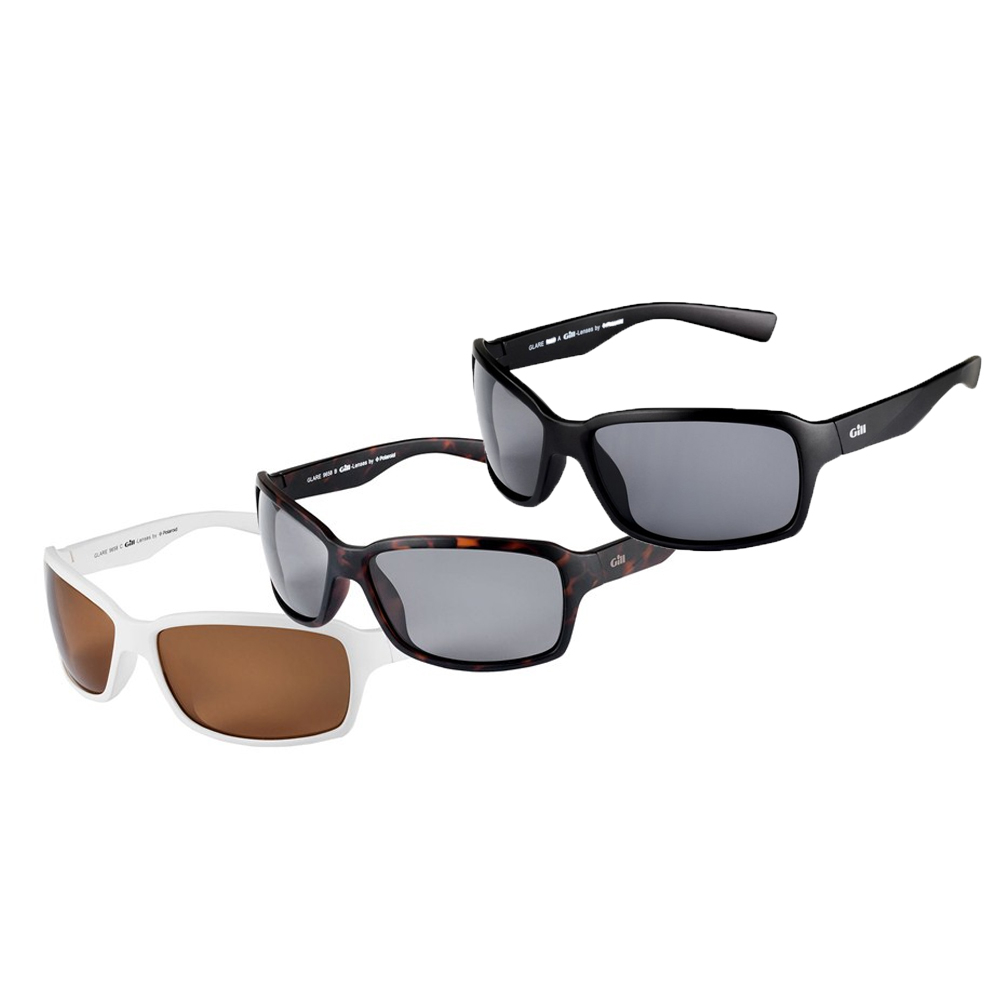 Glare Sunglasses Matt Tortoiseshell or White