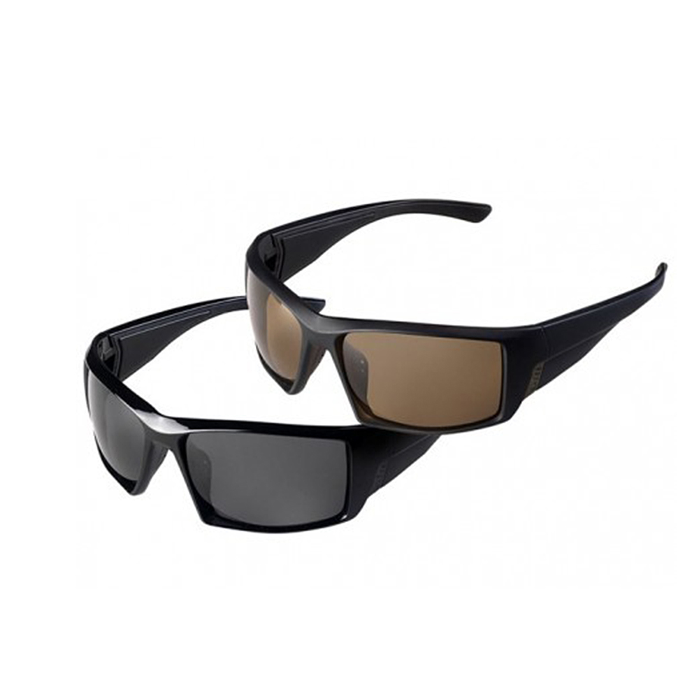 Edge Sunglasses in Black or Brown