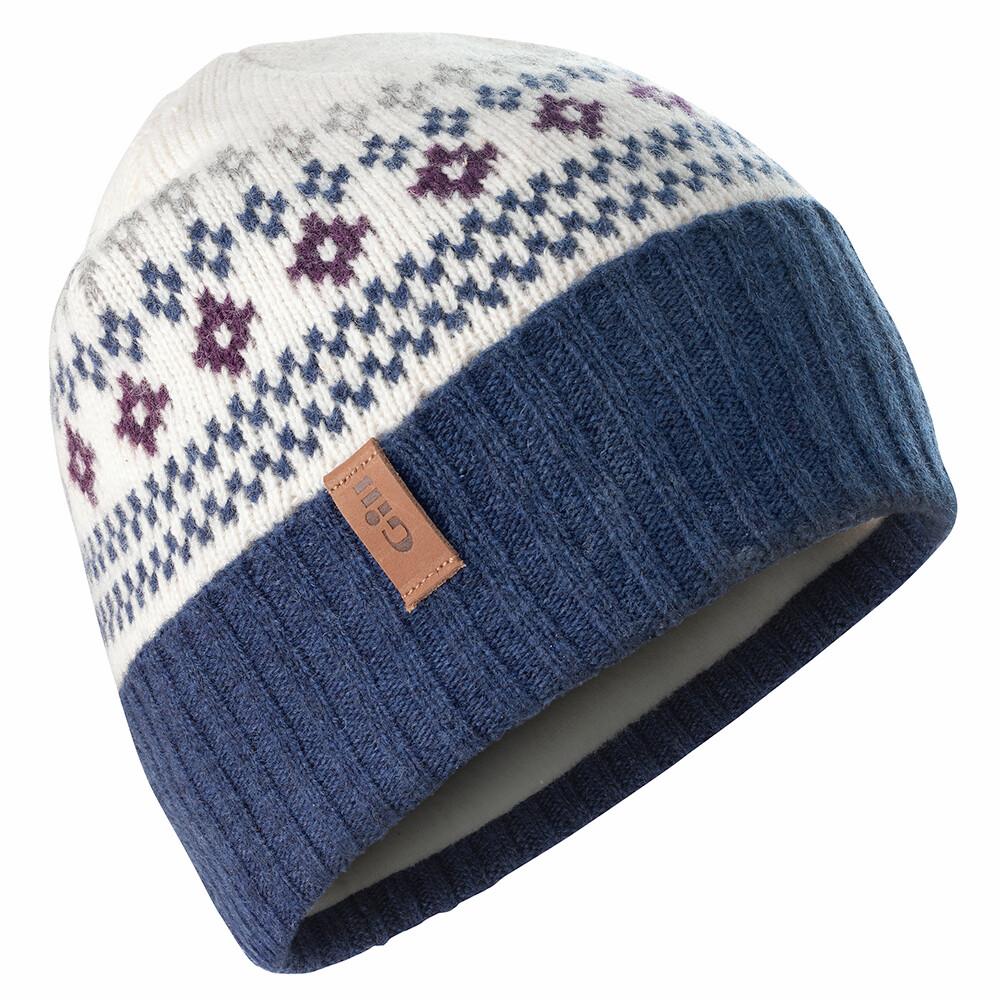 Nordic Knit Beanie