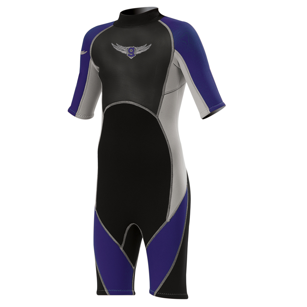 Junior G-Force Shortie Wetsuit