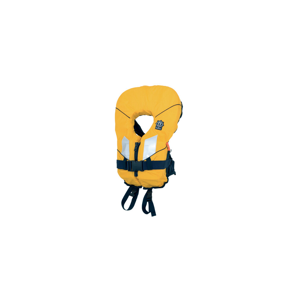Spiral 100N Childrens Lifejacket Yellow