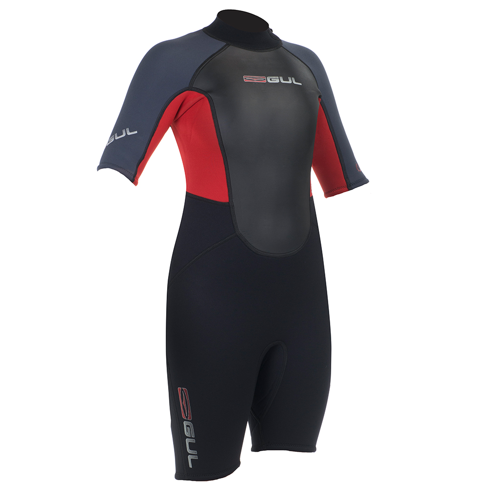 Response 3/2mm Junior Shorti wetsuit
