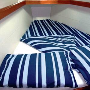 Ship Shape Bedding Quarter Berth Duvet Cover Single