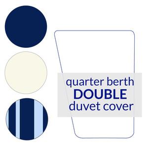 Quarter Berth Duvet Cover Double