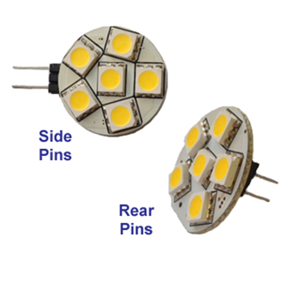 Force 4 LED Chip Bulbs