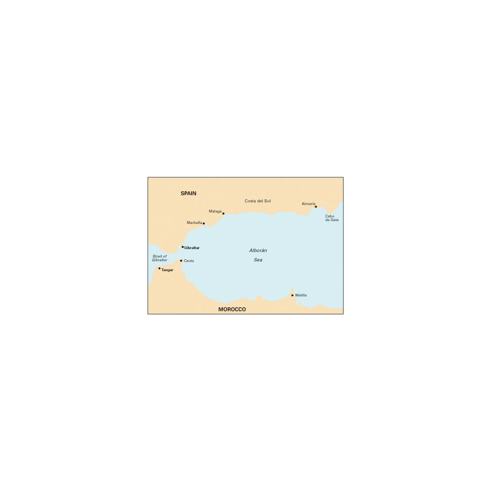 M11 Costa de Sol - Gibraltar to Cabo de Gata & Morocco