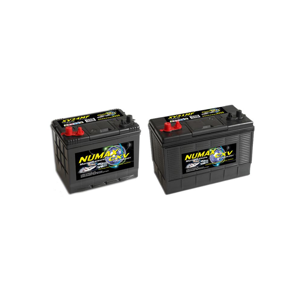 Numax CXV Dual Purpose Sealed Battery (Dual Post)