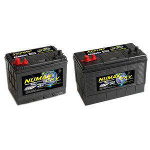 CXV Dual Purpose Sealed Battery (Dual Post)
