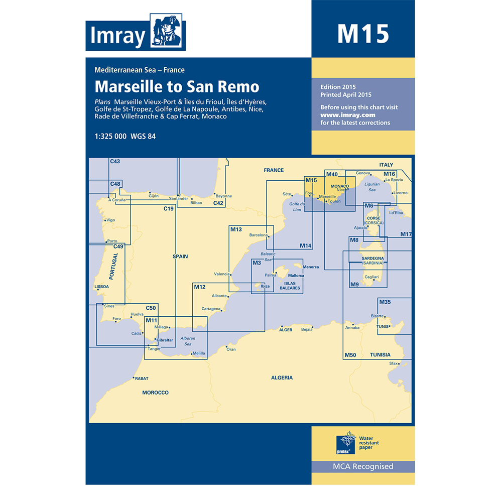 M15 Marseille to San Remo
