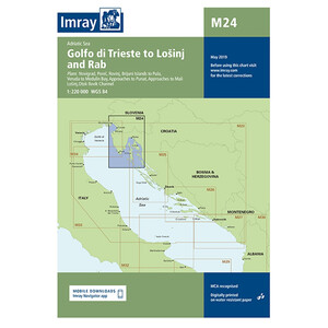 M24 Golfo di Trieste to Losinj & Rab