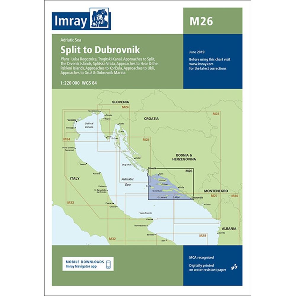 M26 Split to Dubrovnik