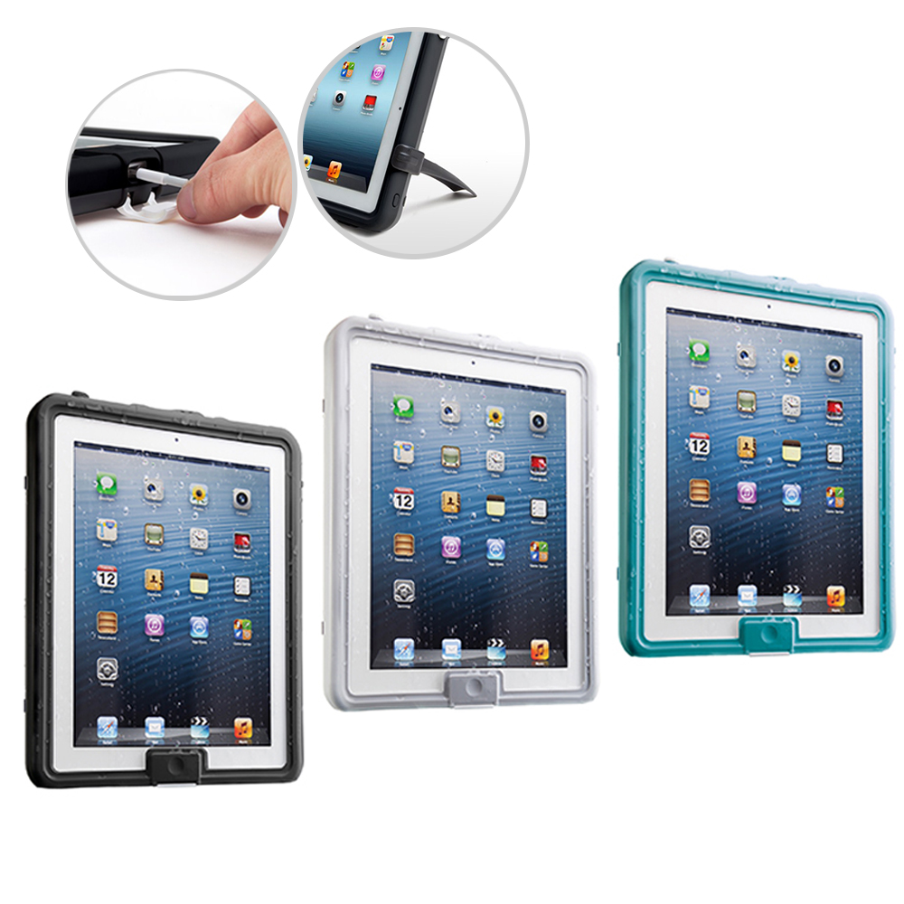 Waterproof iPad Case (version 2)