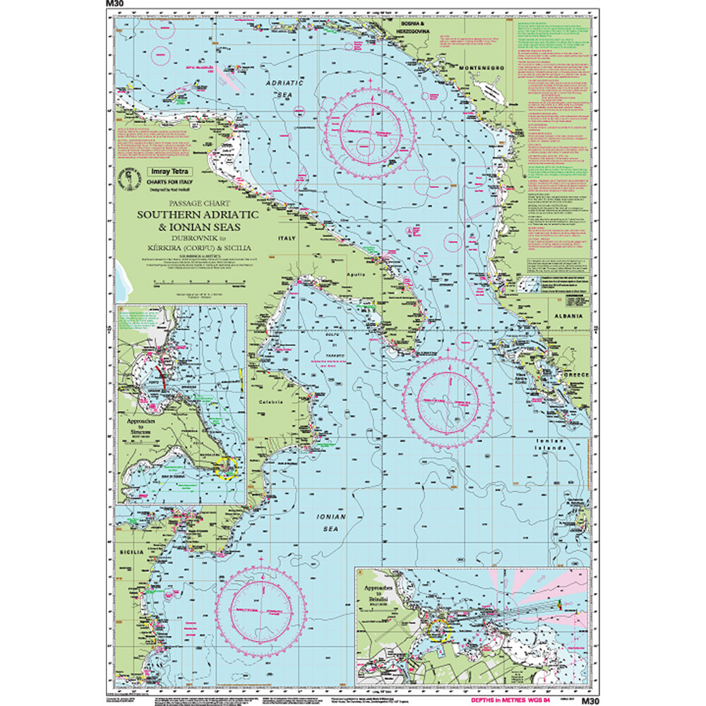 M30 Southern Adriatic and Ionian Seas