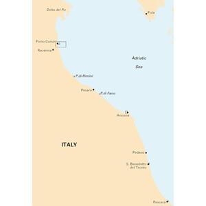 M33 Adriatic Italy - North