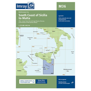 M36 South Coast of Sicilia to Malta