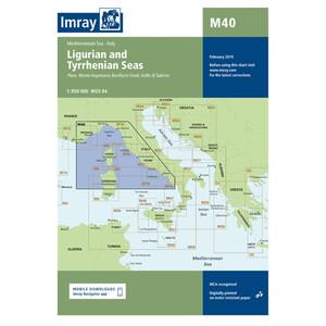 M40 Ligurian & Tyrrhenian Seas