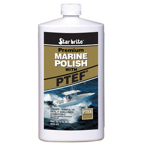 Premium Marine Polish With PTFE
