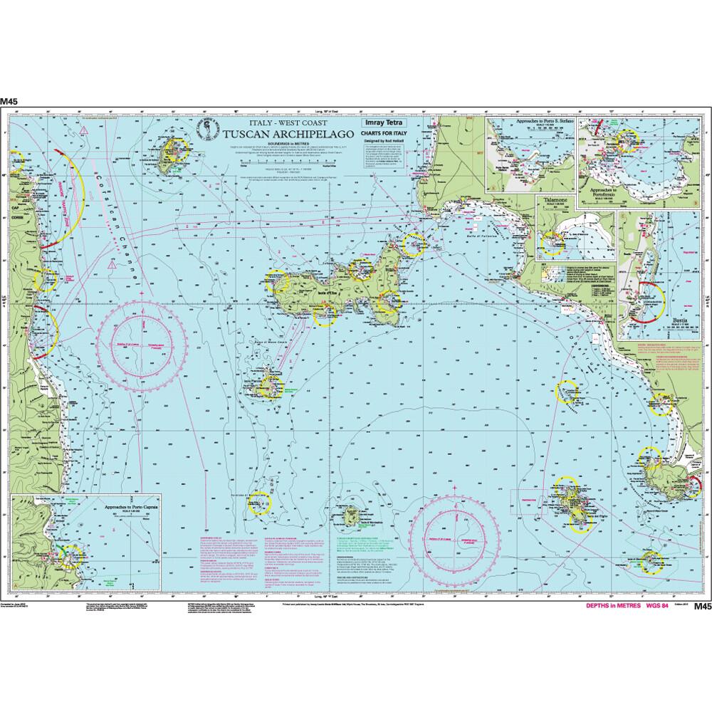M45 Tuscan Archipelago