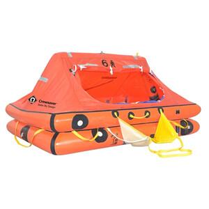 ISO Ocean Liferaft