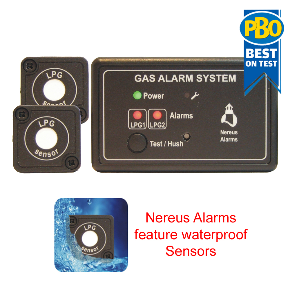 Nereus Gas Alarms