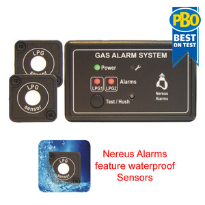 Gas Alarms