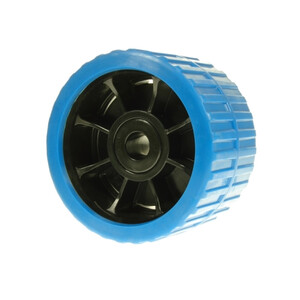 Non-Marking Trailer Wobble Rollers