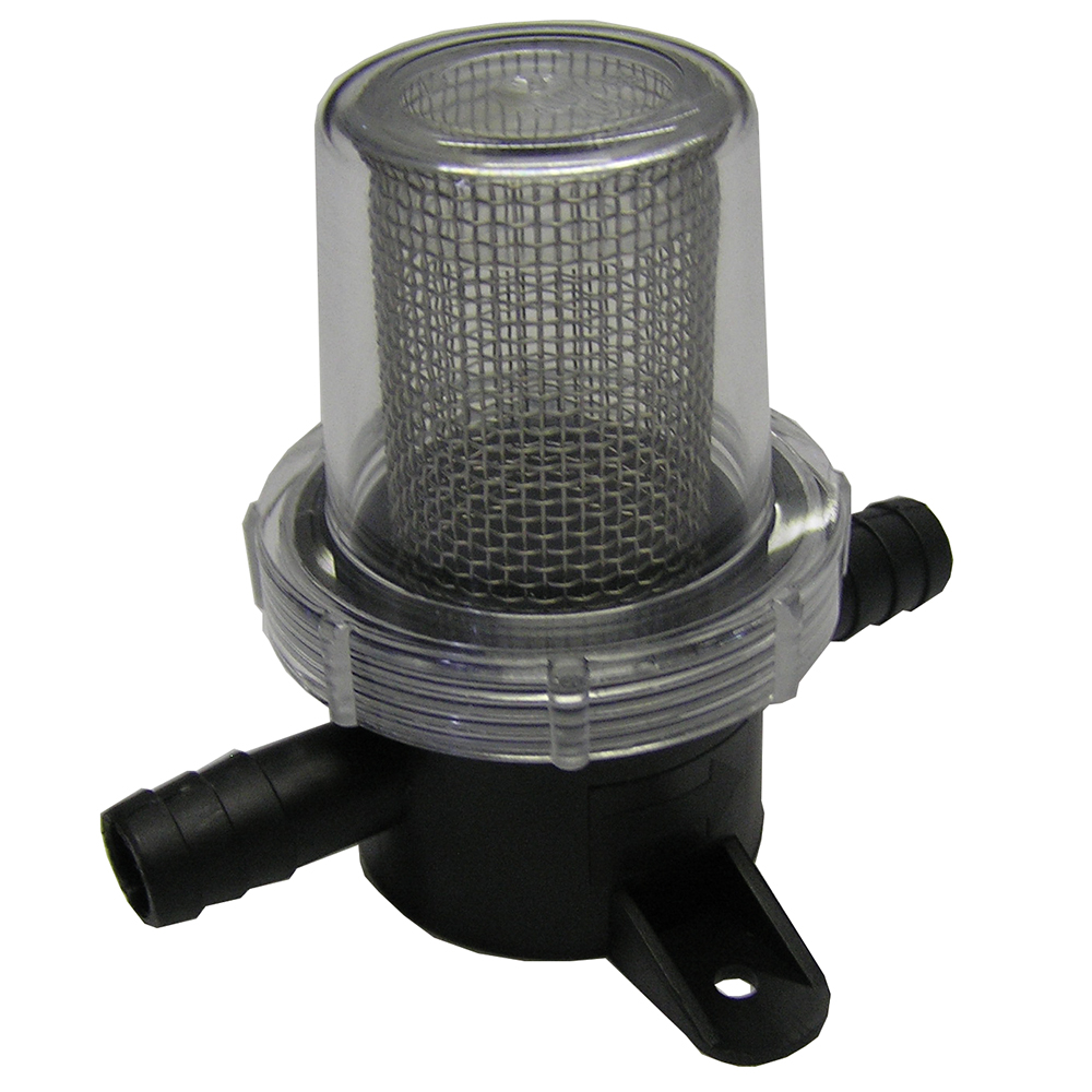 In-Line Coarse Water Strainers
