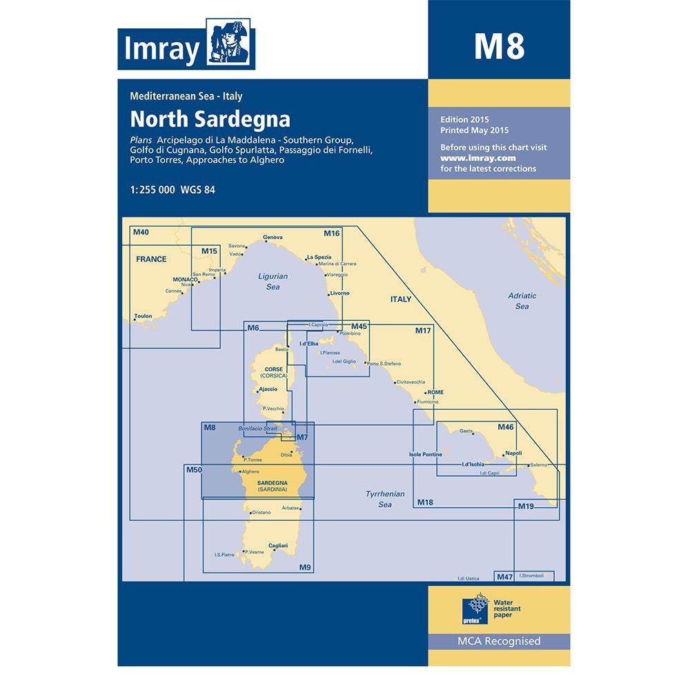 M8 Sardegna (North)