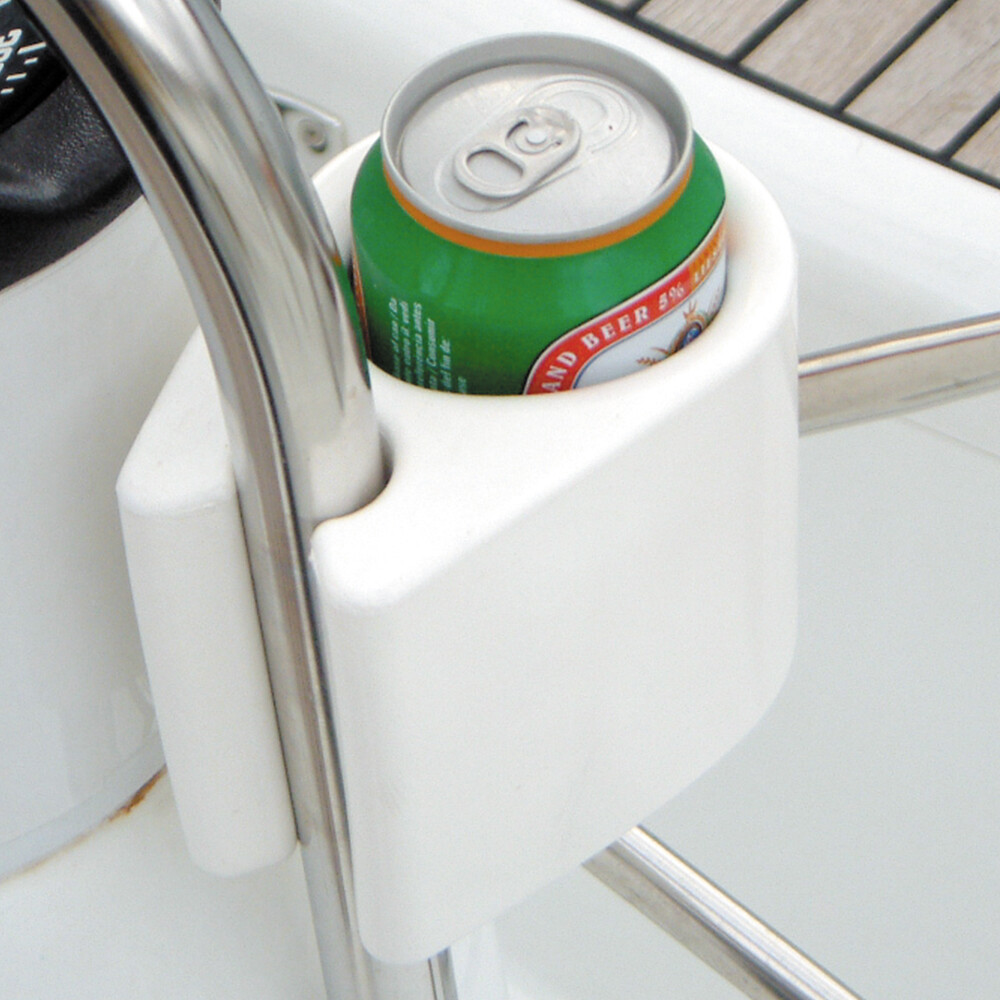 Ocean Drinks Can Holder - White