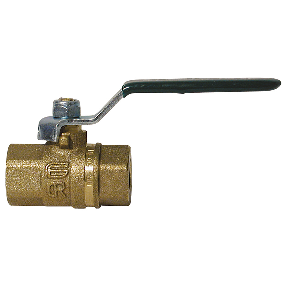 Force 4 DZR Ball Valves
