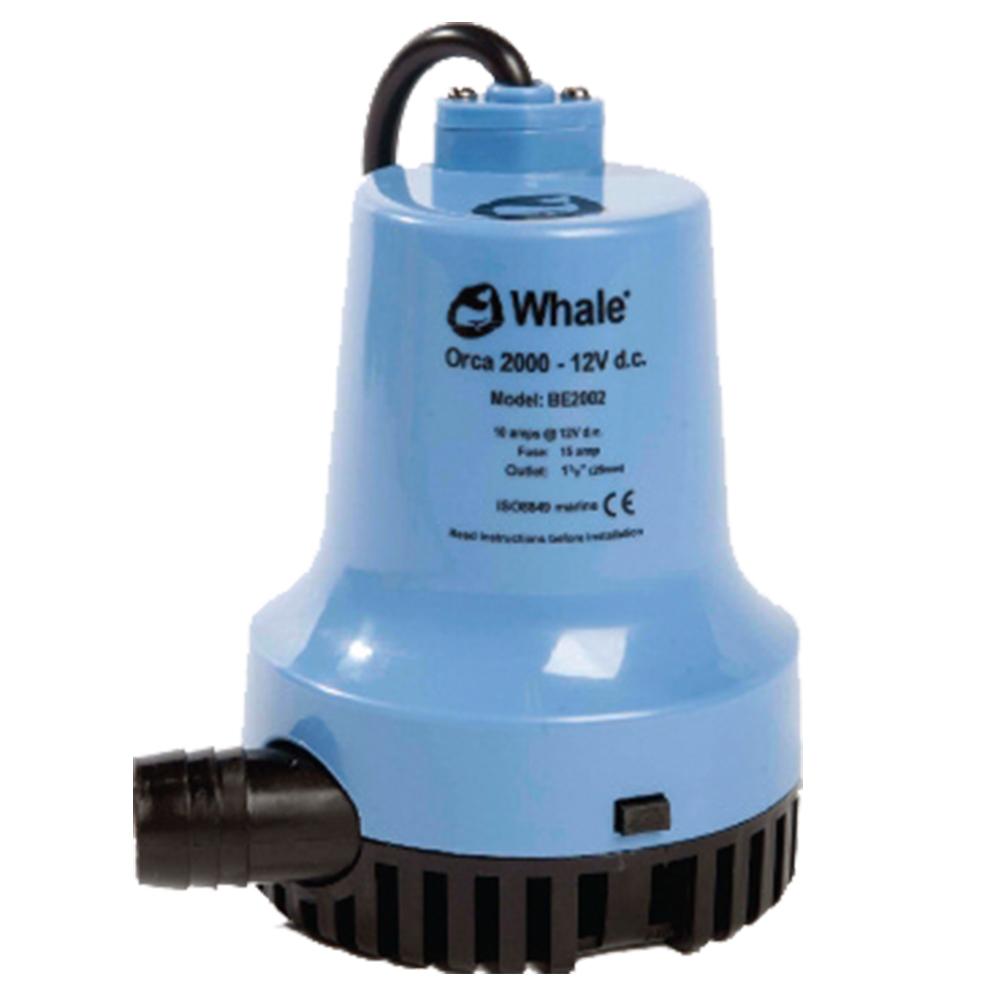 Orca High Capacity Bilge Pumps