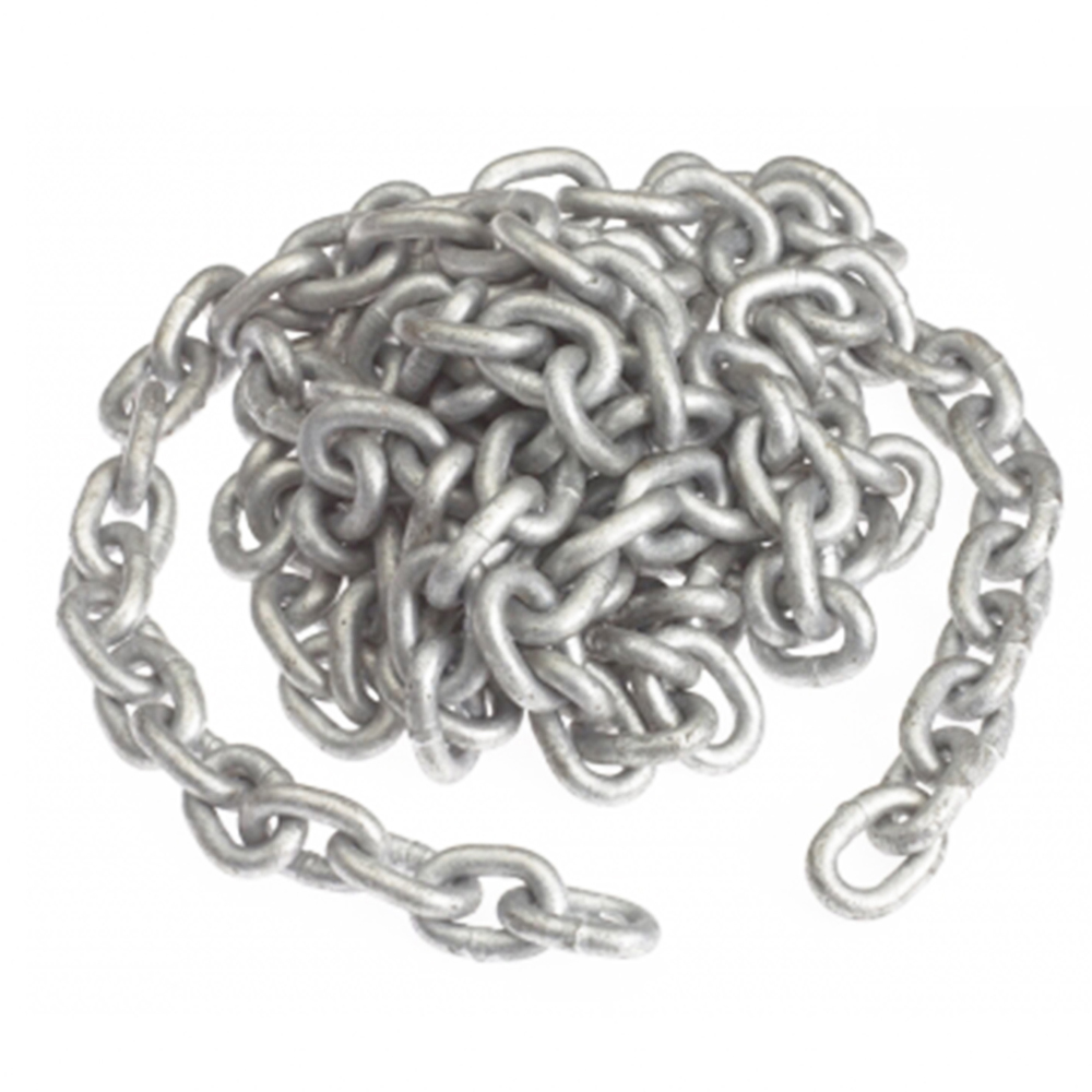 Calibrated Galvanised Anchor Chain (Per m)