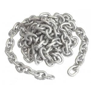 Calibrated Galvanised Anchor Chain (Per m)